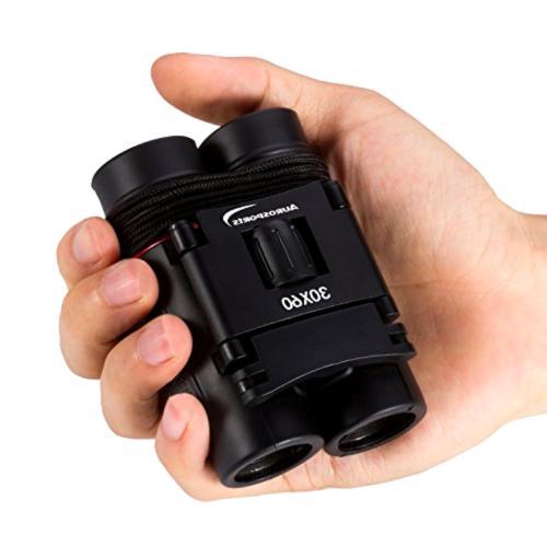 powered binoculars telescope