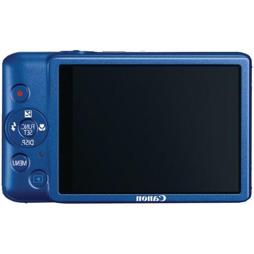 Canon HS Digital Camera 4X Optical Zoom