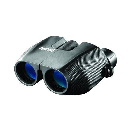 Bushnell Powerview Binocular, 8X25, Compact, Porro Prism, Bl