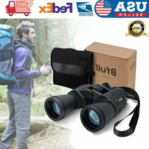powerview compact folding roof prism binocular 12x50
