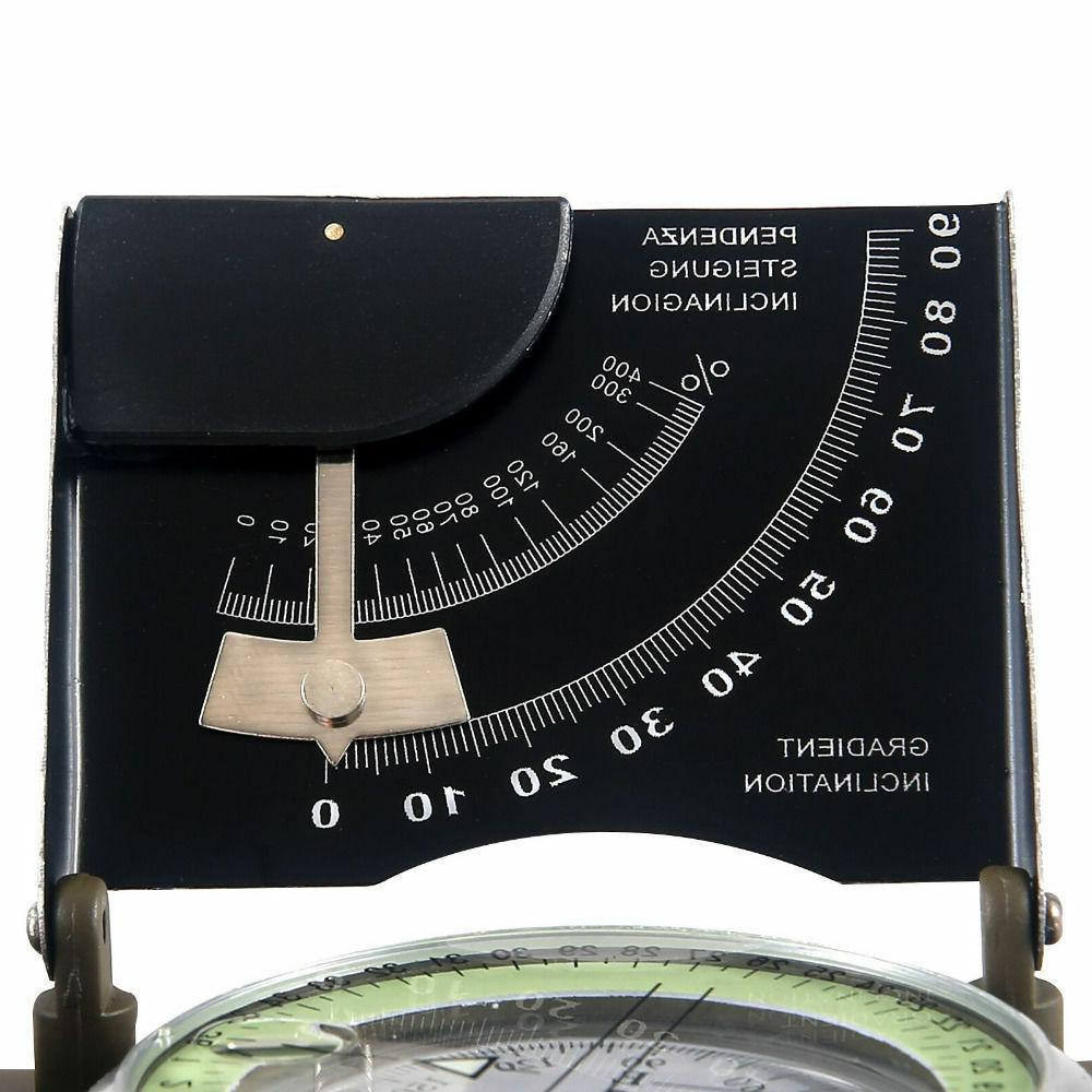 Eyeskey Professional Military Geology Metal Sighting Inclinometer