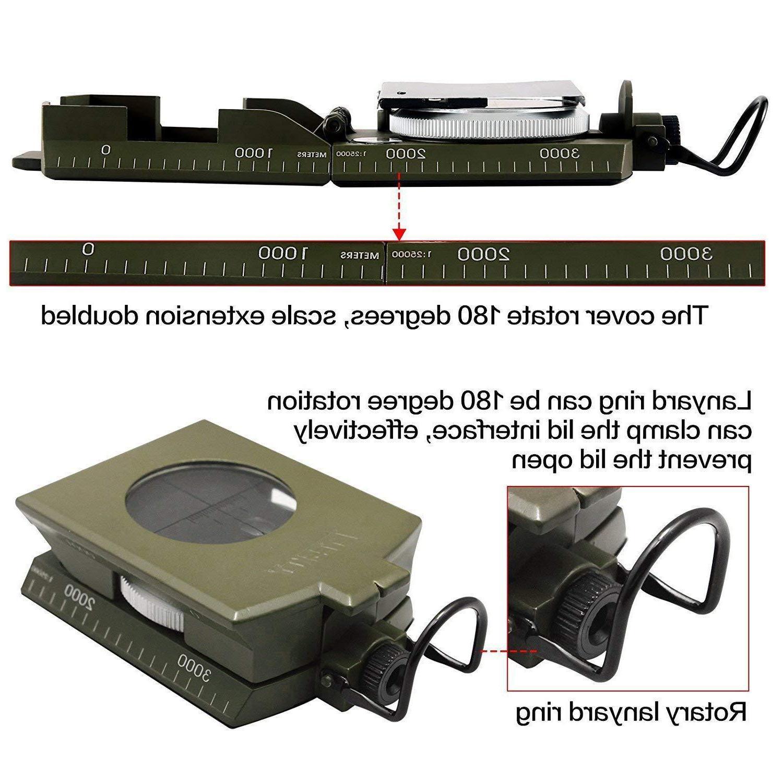 Eyeskey Military Metal with