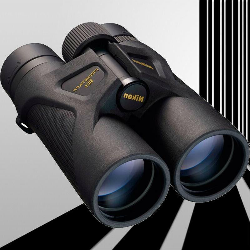 Nikon Prostaff 3S Full Size Binoculars - 10x42  - New - Free