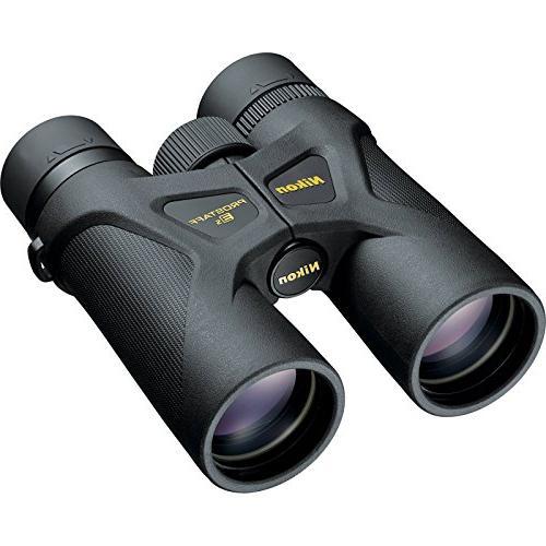 Nikon Prostaff 3S 8x42 Waterproof Fogproof with Harness + Cleaning