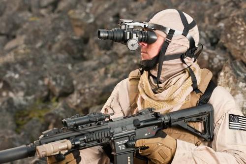 Armasight PVS7-3 Alpha Vision Goggle Alpha 64-72 lp/mm IIT
