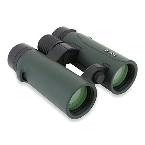 Carson Series Open-Bridge Definition Full Sized Binoculars