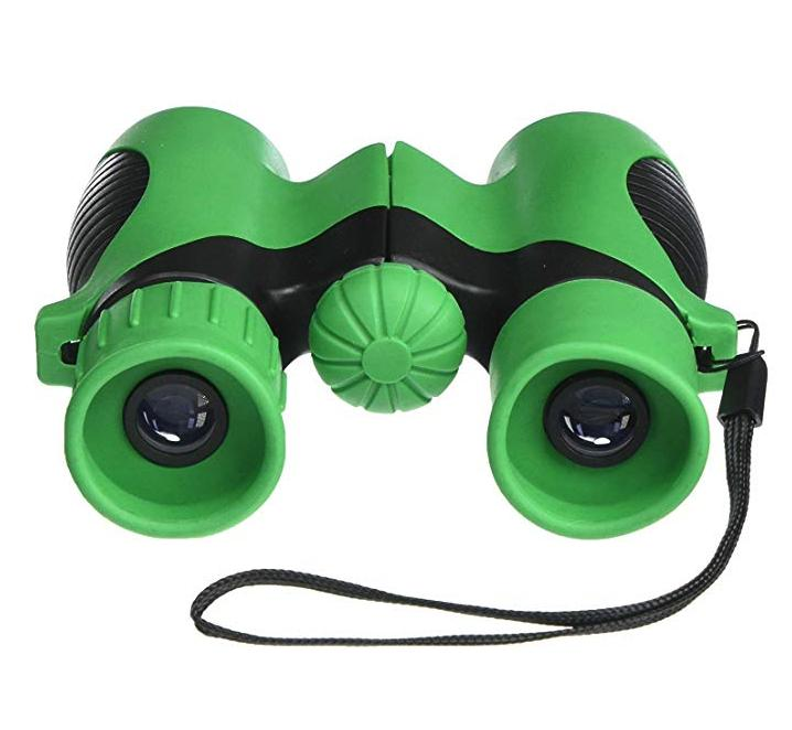Real Kids Binoculars Girls Zoom Adjustable Durable