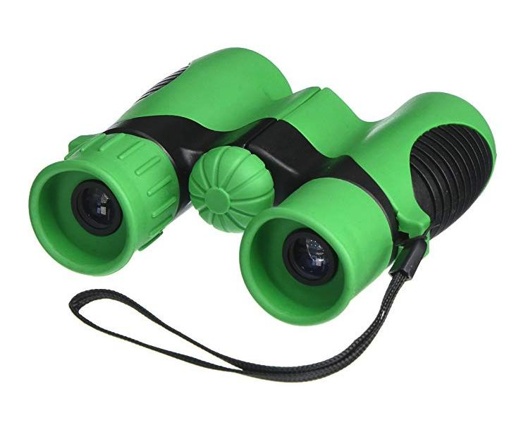 Real Kids Binoculars Girls Zoom