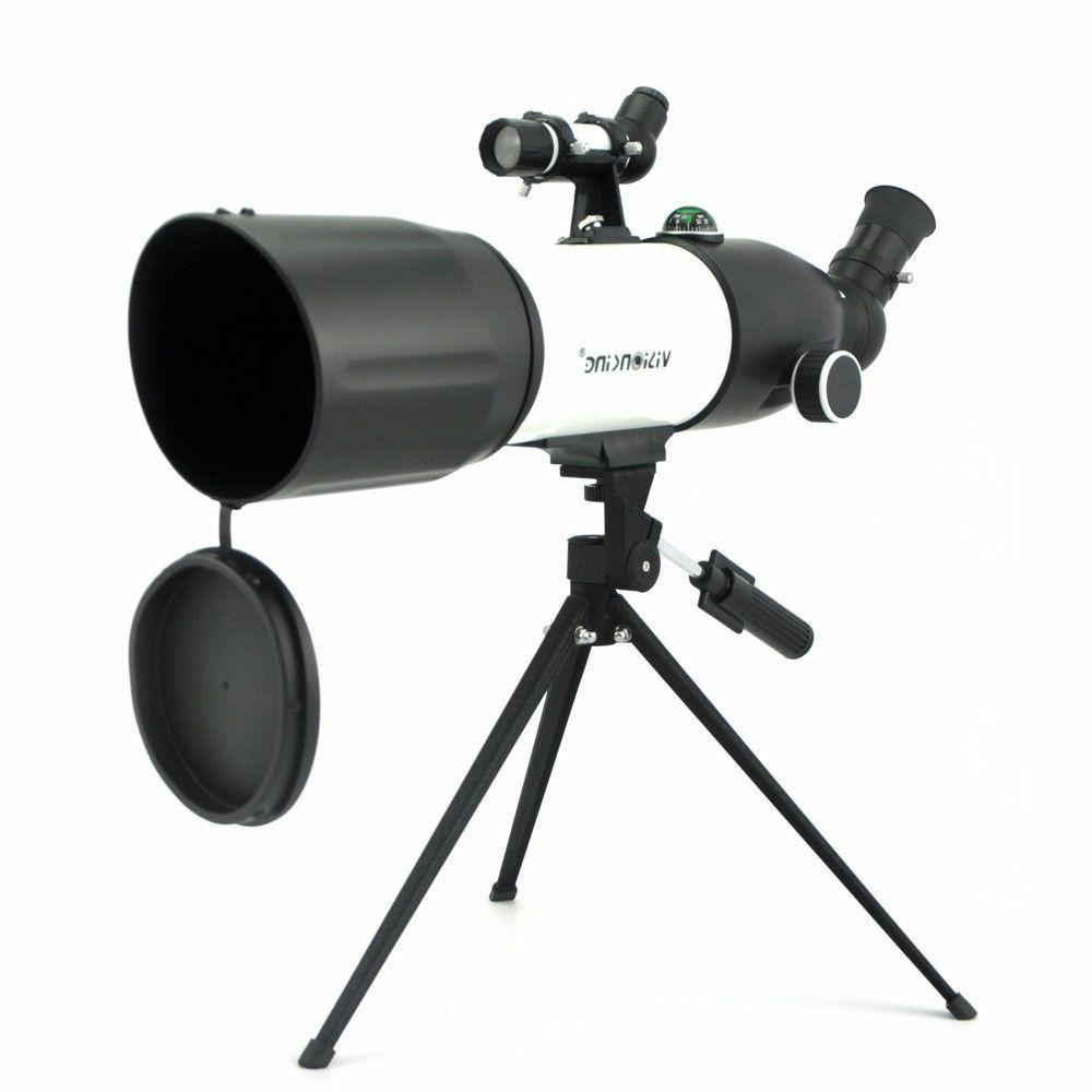 Visionking Refractor 400 x 80 mm Astronomical Telescope Spot