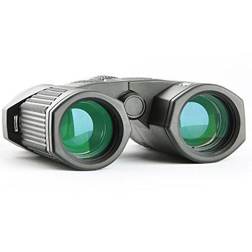 Gosky 8X32 Waterproof - FMC Green Film Outdoor Activities Climbing, Hiking, Driving, Wildlife