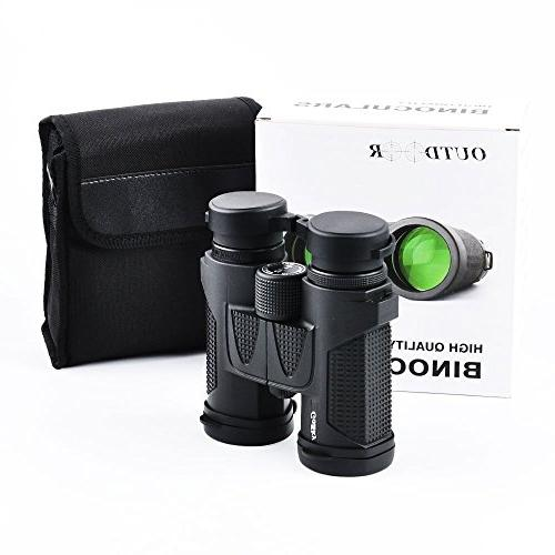 Gosky Prism 8X32 Binocular - FMC Objective Lens - Outdoor Climbing, Hiking, Wildlife Scenery