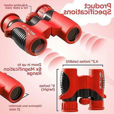 BlueCabi Kids Binoculars - Resolution
