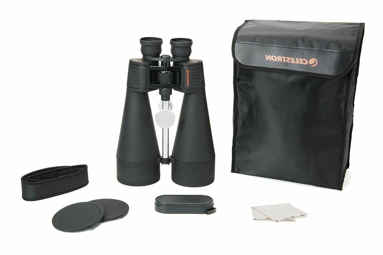 Celestron Binoculars - CENTER FOCUS + FREE Case