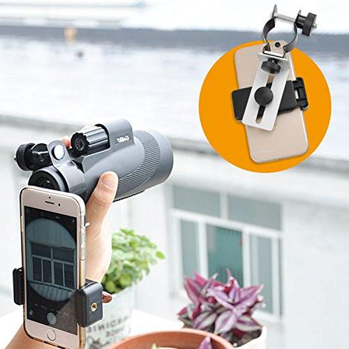Gosky Smartphone Android Windows Compatible Scopes Telescopes from 38mm-50mm