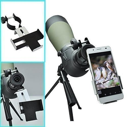 Gosky Smartphone Android Windows Smartphones Compatible Binoculars Monocular Spotting Scopes - from