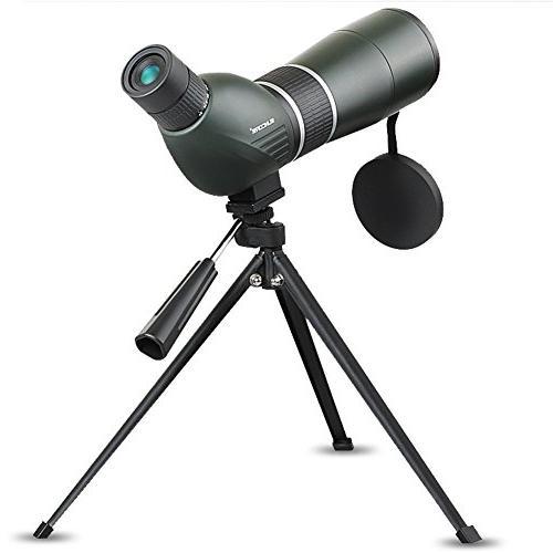 spotting scopes monocular telescope waterproof