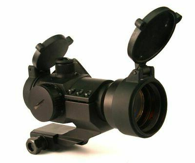 st7912 reliant tactical riflescope