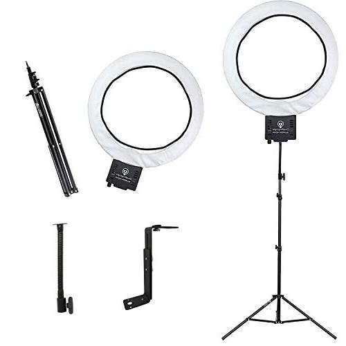 Diva Ring Light Super Nova 18 Dimmable Photo/Video Light Wit
