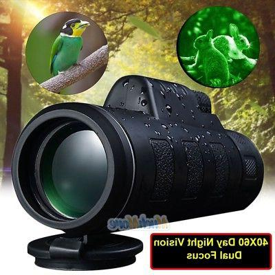 Super High Power 40X60 Portable HD OPTICS Dimly Night Vision