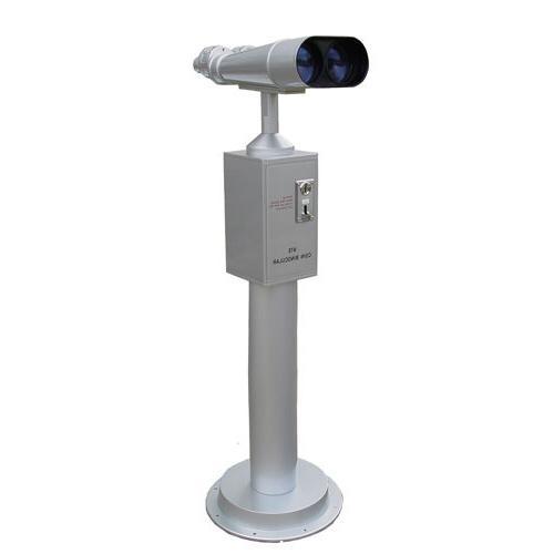 Binger SWG 25x100 coin operated binoculars 100mm diameter BA