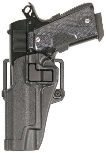 tactical holster right hand paddle