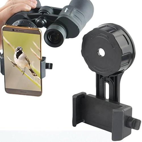 Gosky Adapter Quick Cell Mount - Binoculars Fit All Brands