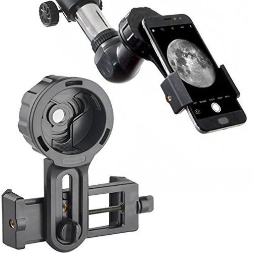 Gosky Telescope Phone Adapter Mount Binoculars Monocular Fit Almost Brands of