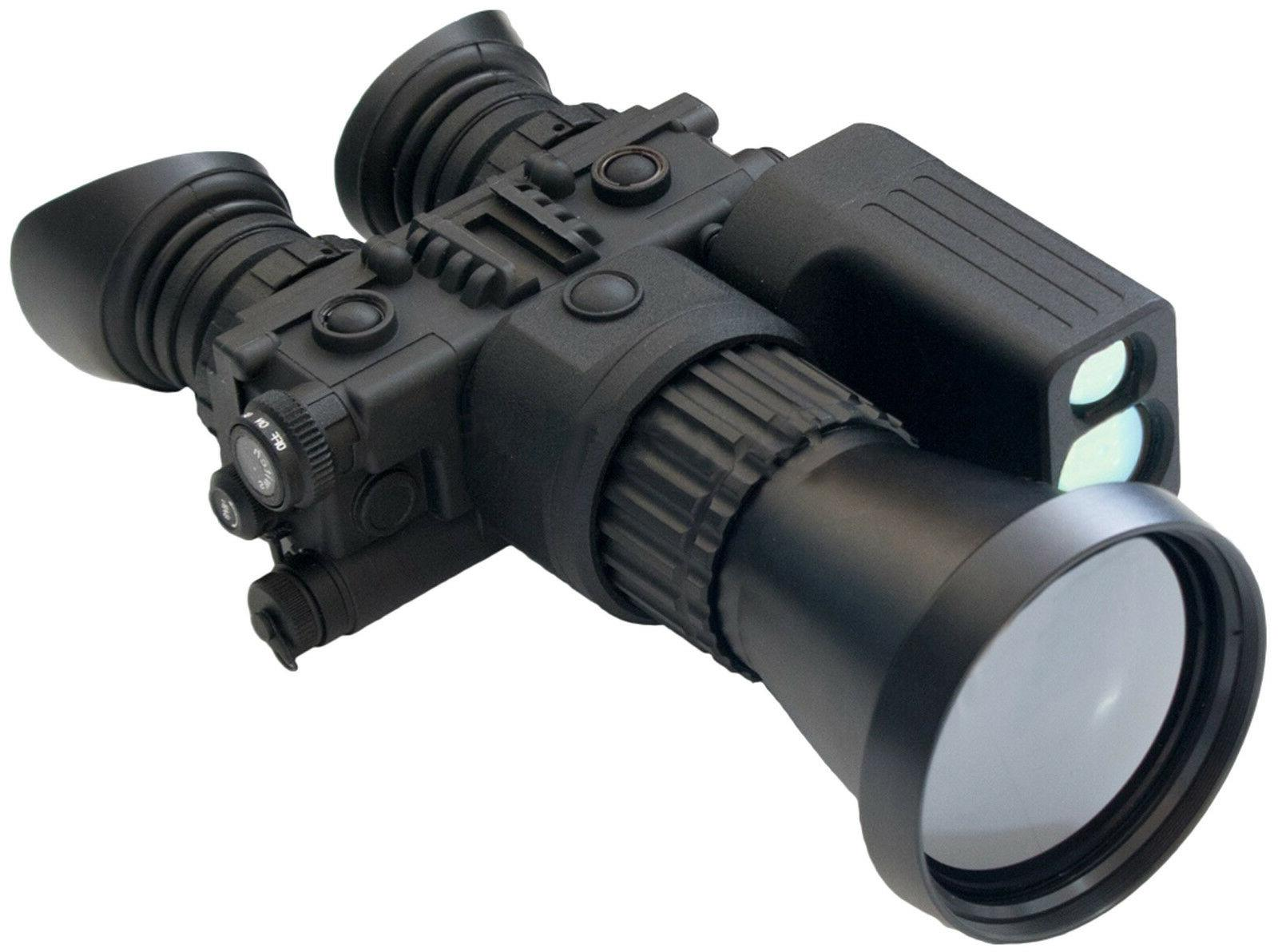 Luna Optics Thermal Binocular 5-20x with Laser Rangefinder L