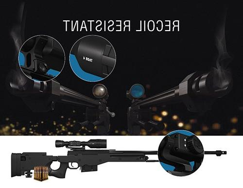 ATN ThOR 640x480, Thermal Rifle Scope w/Ultra Sensor, Range Finder, Ballistic and IOS Android Apps