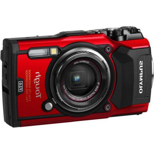 Olympus Tough TG-5 Digital Camera  V104190RU000