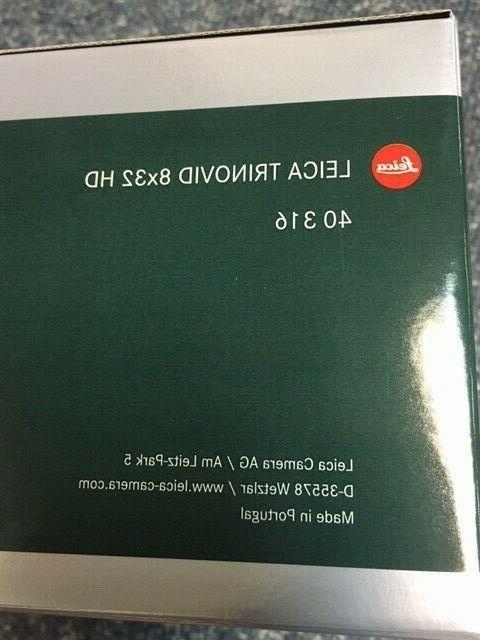 Leica 32 HD 40316 - Brand New in Box