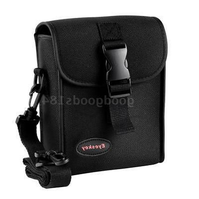 universal 50mm roof prism binoculars storage bag