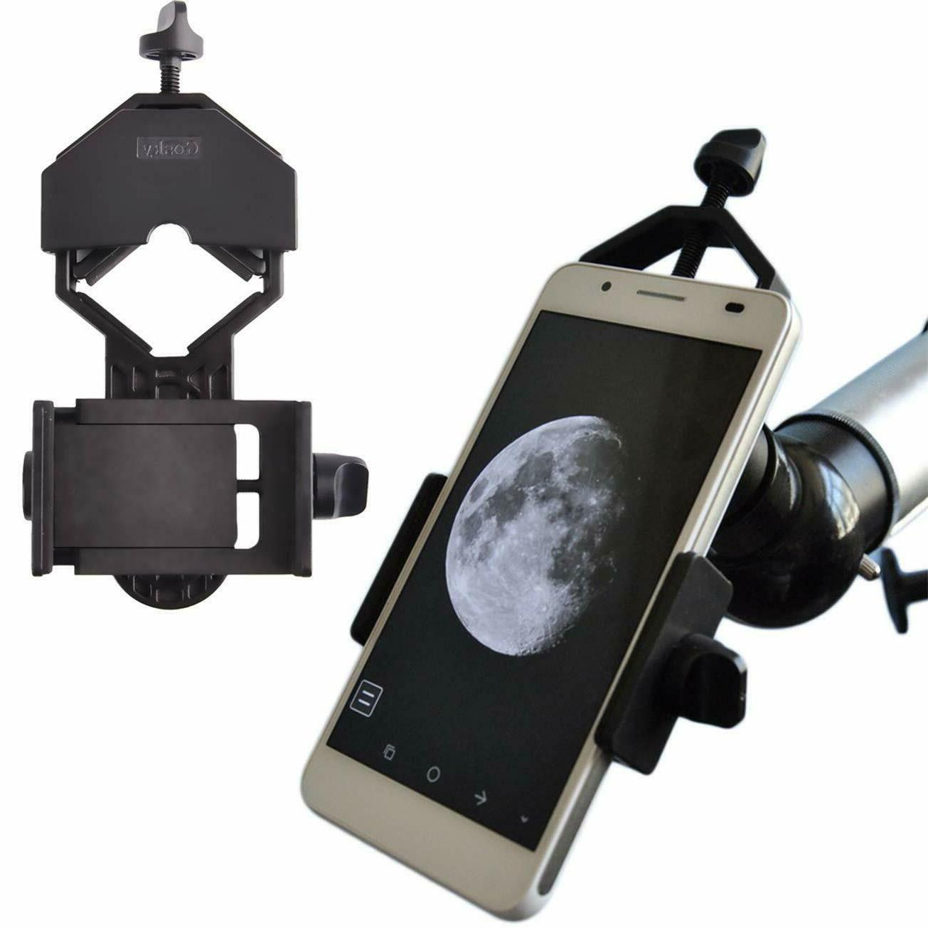 Universal Cell Phone Adapter Mount Compatible Binocular Gosk