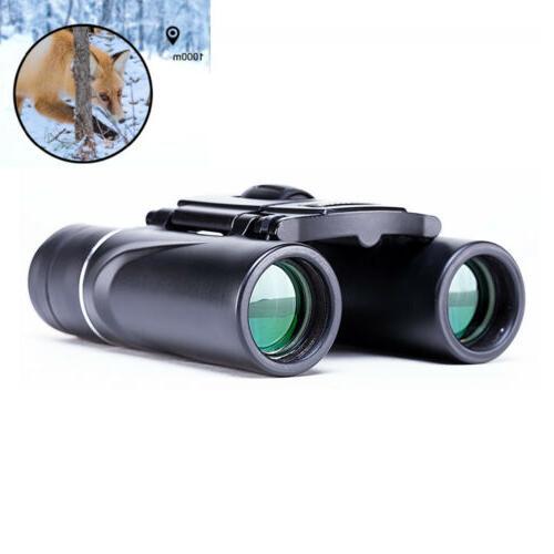 US 40X22 Binoculars Telescope Portable Binocular HD Outdoor