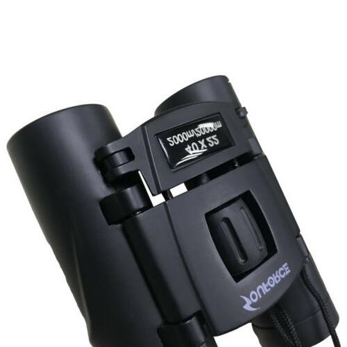US Portable Binocular HD Telescope Outdoor