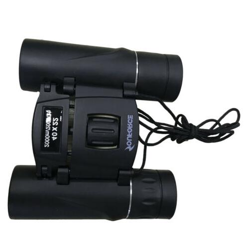 US 40X22 Portable Binocular HD