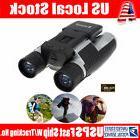 "US SHIP!FS608 2"" LCD HD1080P Video DVR Record 12X32 Digital"
