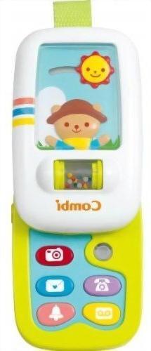 Vibrating Slider Toy Phone