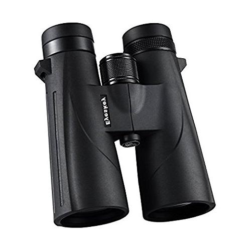 Eyeskey View 12x50 Adults Binoculars, with Prisms FMC Lens Hunting, Hiking Games Strap Cloth Covers