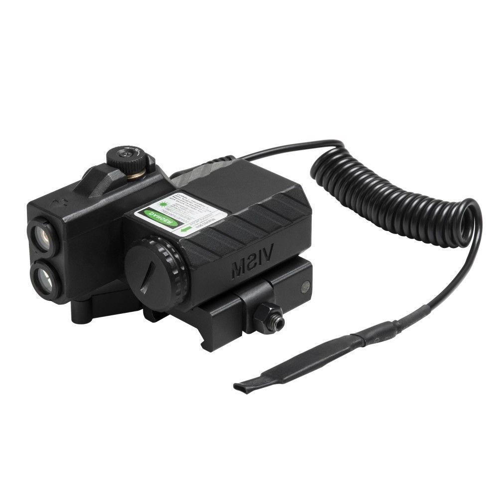 NcSTAR VISM Navigation LED Offset Green Laser Designator Box