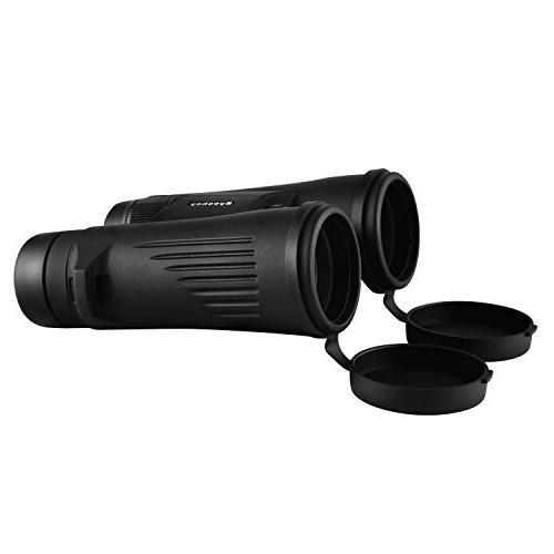 Eyeskey HD Waterproof Binoculars for Adults, Choice Travelling, Hiking, Compact and Wide Field
