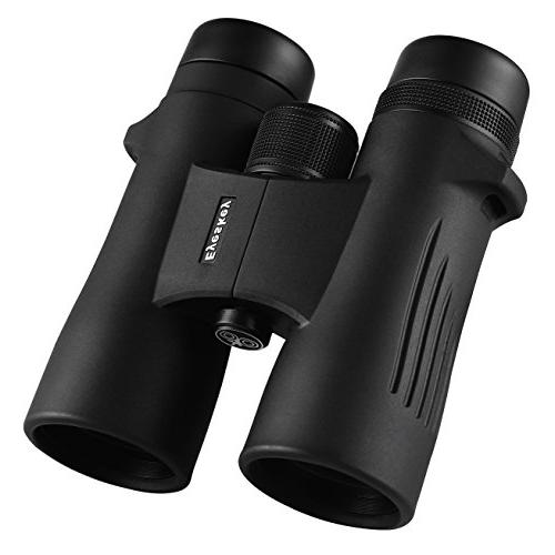 Eyeskey 8x42 Binoculars Adults, Best Choice for Travelling, Hiking, Sports and Wildlife, Compact Lightweight, Extra Wide Field of View