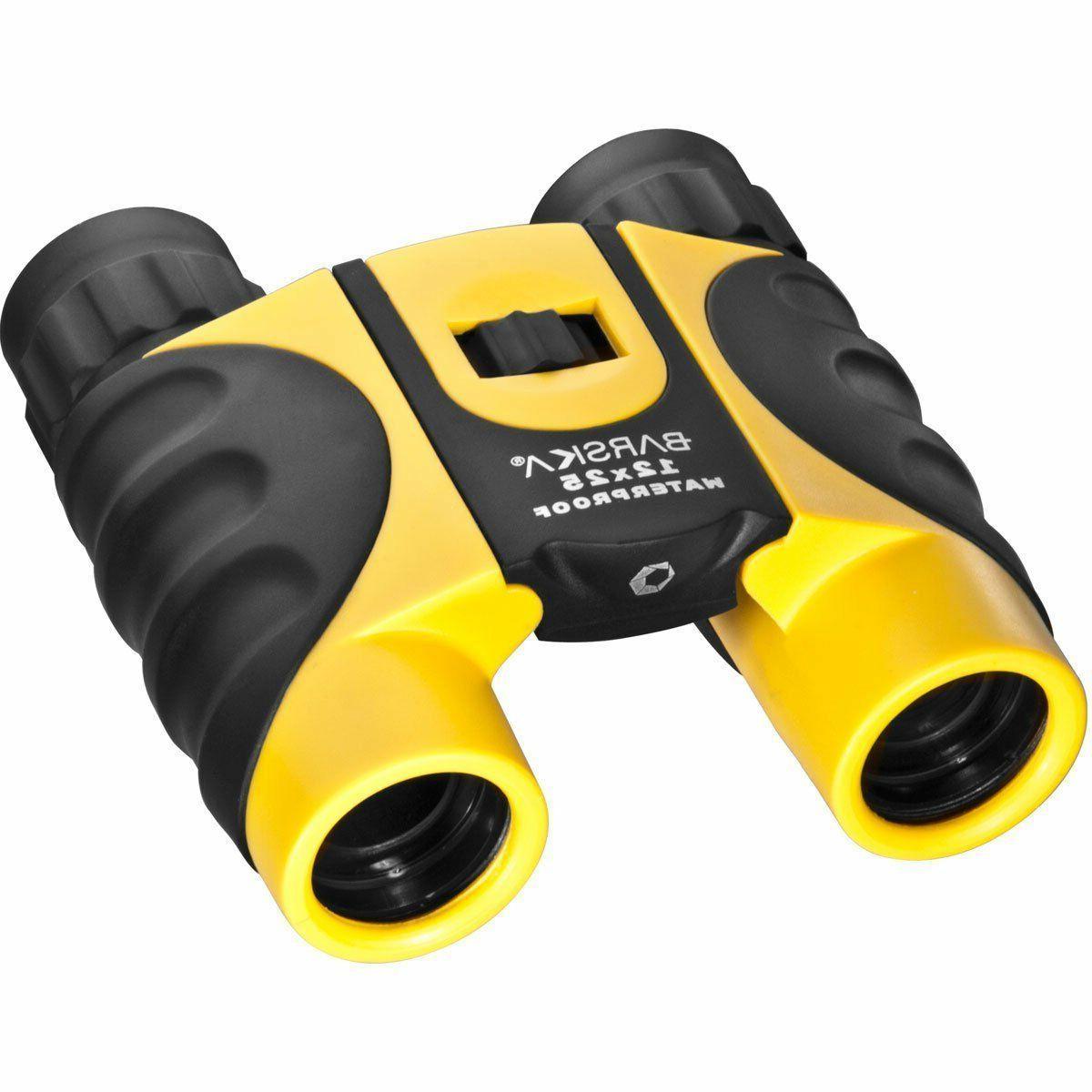 waterproof colorado binoculars durable yellow
