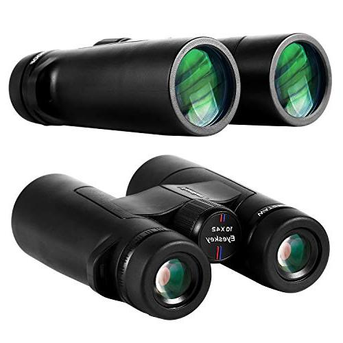 Eyeskey 10X42 Binoculars Wide More Clear Camping, Hunting, Travelling, Concert, Surveillance