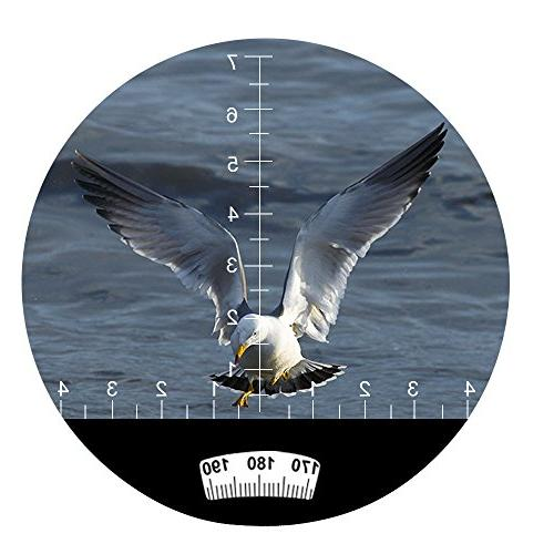 Hooway Waterproof Marine Binocular w/Internal Rangefinder & Compass for Sports,Hunting,Bird Watching and More(Army Green