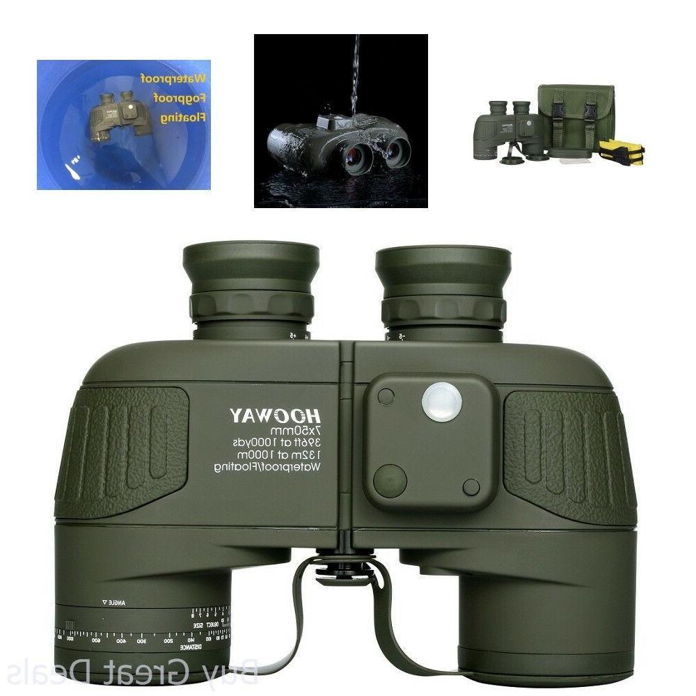 waterproof floating marine binocular w