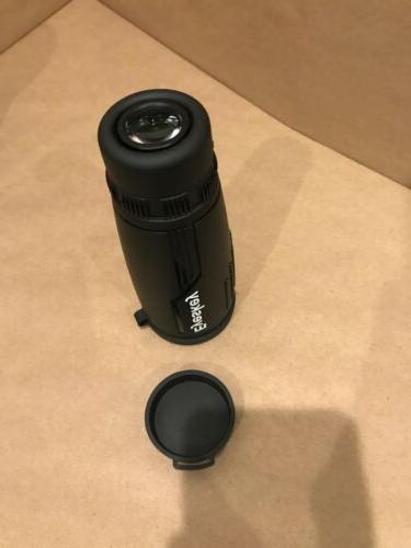Eyeskey Waterproof Compact Telescope. Black. One Of