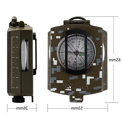 Eyeskey Waterproof Military Lensatic Great Hiking,