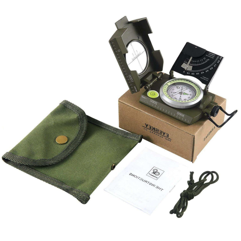 Eyeskey Waterproof Military Metal Sighting Inclinomete