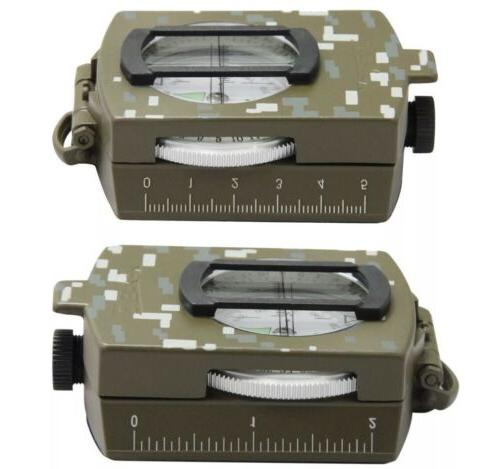 Eyeskey Waterproof Military Compass Camping Army Pocket Military